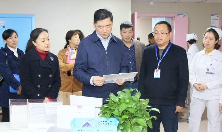 省卫生健康委副主任宋世贵调研泸州卫生健康工作 中国科学网www.minimouse.com.cn