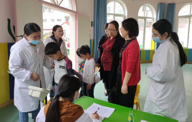 金堂县妇幼保健院圆满完成2019年上半年全县托幼园所卫生保健和年度体检工作督导