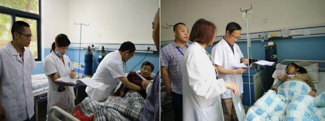 金堂一院开展医共体建设  提升基层医疗服务能力